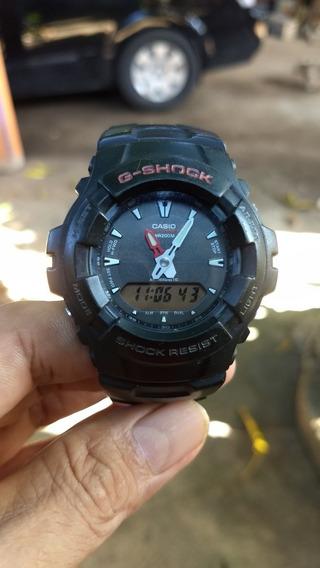Reloj Casio G Shock Resist_ Original