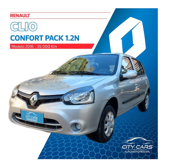 Renault Clio Mio Confort Pack 2