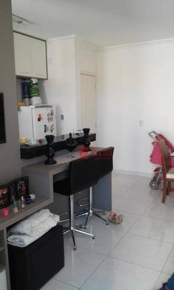Apartamento Residencial À Venda, Higienópolis, São José Do Rio Preto. - Ap0595