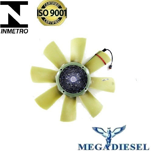 Embreagem Viscosa Scania 1453967 1856995 2052003 2132266