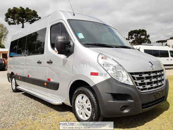 Renault Master 2.3 Dci Executive Evolution 16l Longo 20