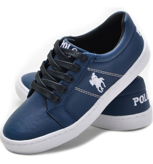 Tênis Polo Plus Infantil Casual Original Promoção!!!
