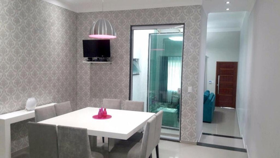 Casa Com 3 Dormitórios À Venda, 200 M² Por R$ 1.100.000,00 - Vila Carrão - São Paulo/sp - Ca0337