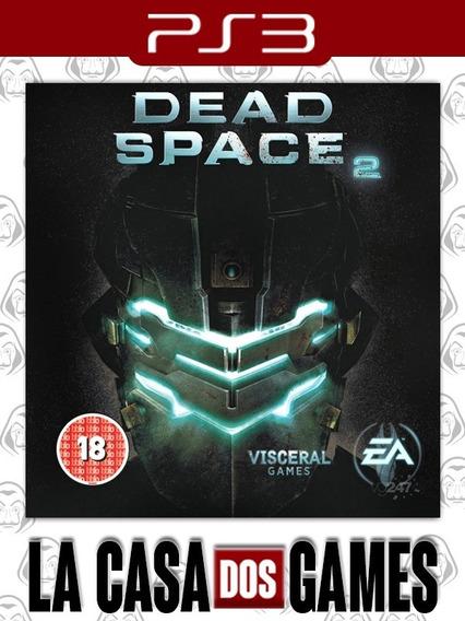 Dead Space 2 - Psn Ps3 - Envio Imediato