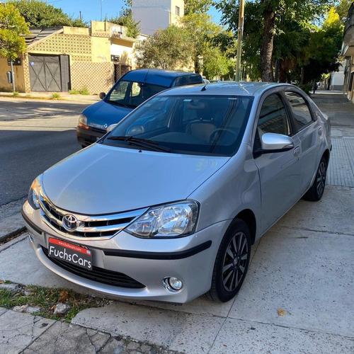 Toyota Etios 1.5 Sedan Platinum