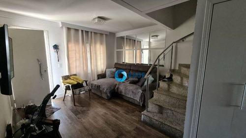 Casa Com 3 Dormitórios À Venda, 86 M² Por R$ 620.000,00 - Socorro - São Paulo/sp - Ca2295