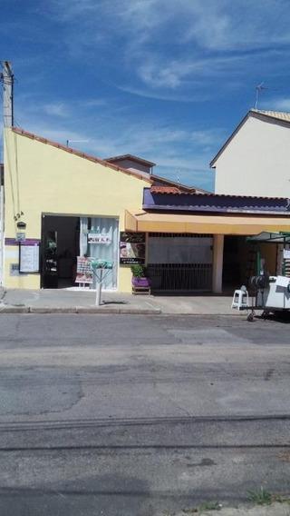 Casa Com Salões Comerciais Á Venda - Ca0923