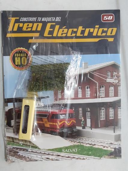 Tren Eléctrico Para Armar - Entrega Nº 50 Salvat