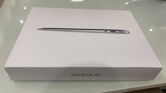 Macbook Air (13-inch, 2017) 1.8 Intel Core I5 Dual-core 8g
