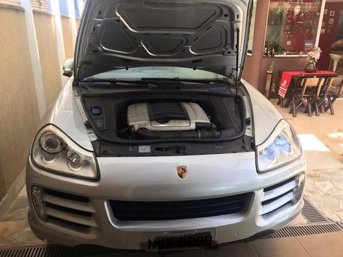 Imagem 1 de 10 de Porsche Cayenne 3.6 V6 2008 Perfeito 4 Pneus Novos
