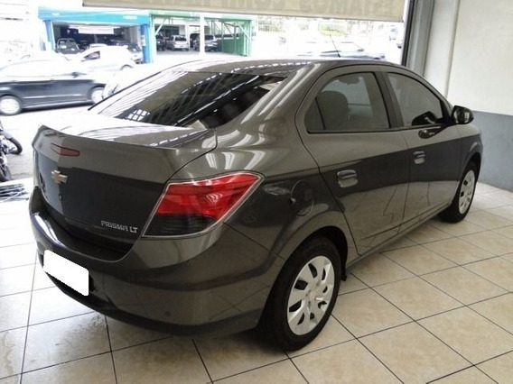 Chevrolet Prisma 1.4 Lt Cinza 8v Flex 4p Manual 2015