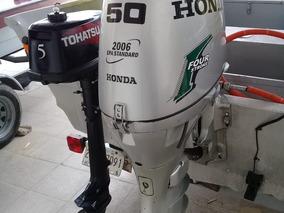 Motor Honda 50 Hp 4 Tiempos Mod-2006 Fuera/borda