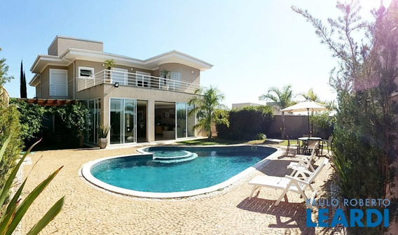 Casa Em Condomínio - Condomínio Querência - Sp - 545750