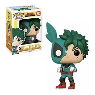 Funko Pop! Deku (battle) #252 Exclusivo My Hero Academia