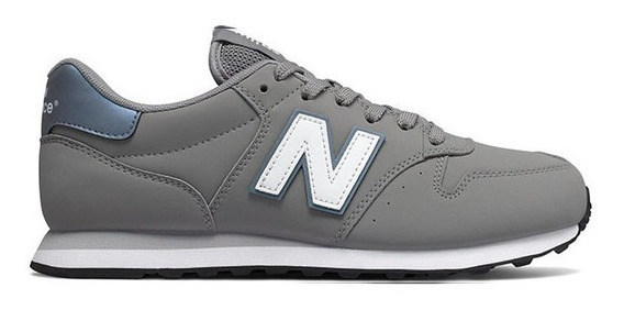 Tênis New Balance 500 - Casual Feminino Cinza