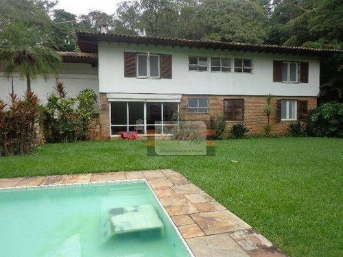 Chácara  Residencial À Venda, Vila Jaraguá, São Paulo - Alto Padrão! - Ch0004