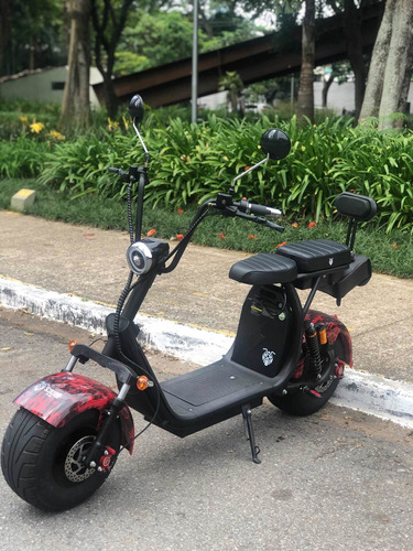 Moto Eletrica 2000w Eco Road