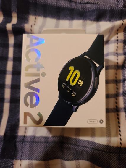 Samsung Active 2 - Sellado Sin Abrir 40 Mm - Negro