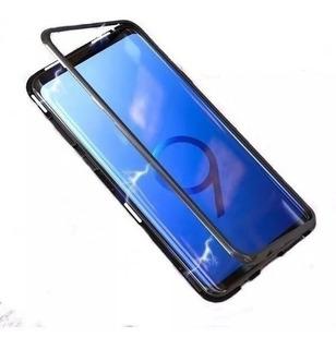Capa Magnética Metalica Samsung Galaxy S8 S9 S10 Plus E Lite