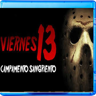 Viernes 13 Saga Completa Latino Dvd