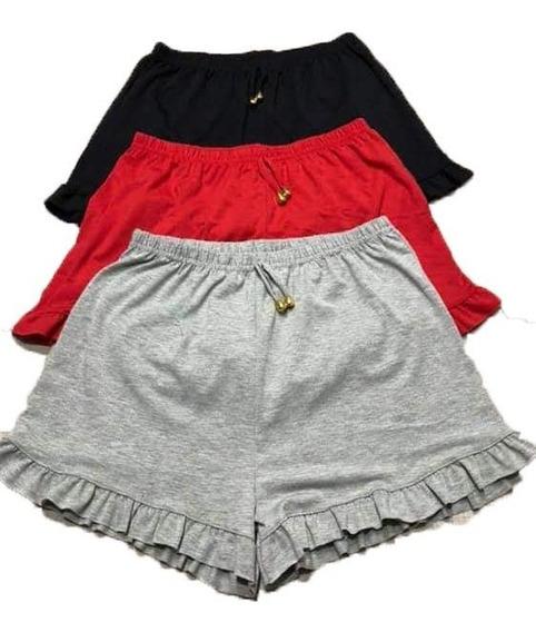 Shorts D Dama X 10 Unidades D Modal Precio X Mayor + Envio