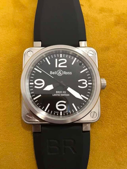 Reloj Bell & Ross Br01-92 Limited Edition Automático 45mm