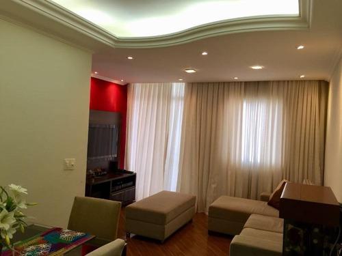 Apartamento Venda Jardim Bandeiras Campinas Sp. - Ap1073