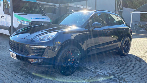 Imagem 1 de 10 de Porsche Macan 2015 3.0 S 5p