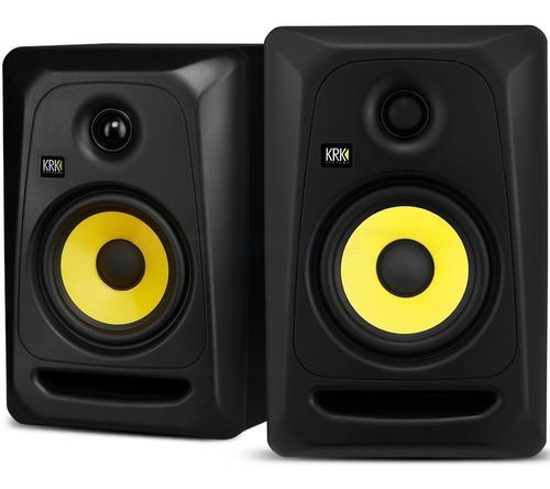 Monitores De Estudio Krk Rokit 5 Classic (par)