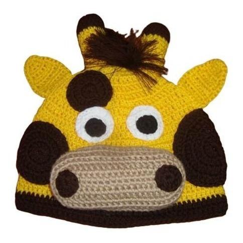 Gorros Tejidos A Crochet Para Todas Las Edades.!!!