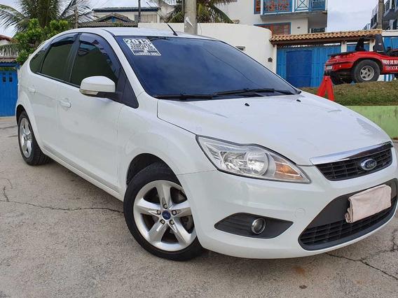 Ford Focus 2013 . 1,6, Completo, Bancos De Couro