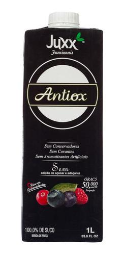 Imagem 1 de 4 de Suco Antiox Juxx 1l