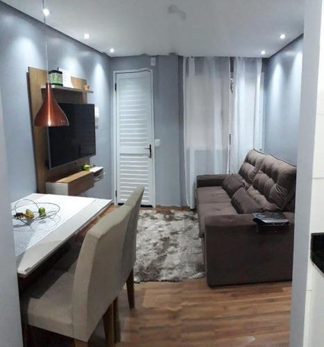 Apartamento À Venda, 38 M² Por R$ 220.000,00 - Jardim Albertina - Guarulhos/sp - Ap9685