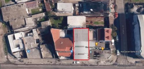Galpón C/renta De 350m2 -2 Plantas- Zona Industrial