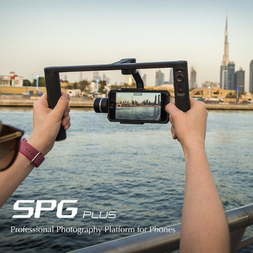 Spg Plus Gimbal For iPhone