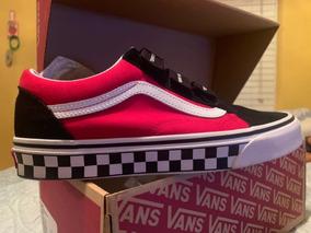 Tênis Vans × Yeezy Season × Revenge Storm Old School Velcro