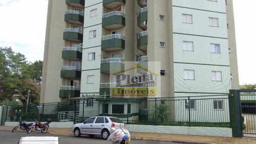 Imagem 1 de 23 de Apartamento  Residencial Para Venda E Locação, Jardim Santa Rosa, Nova Odessa. - Ap0523