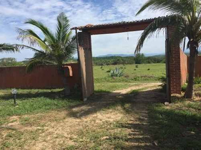 Terreno (casa) En Venta Cerca De Puerto Escondido, Oaxaca.