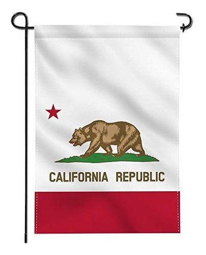 Imagen 1 de 7 de Jardin Polo Y Bandera California