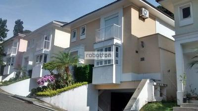 Casa Em Condomínio Fechado Campo Belo!! - Rb3718