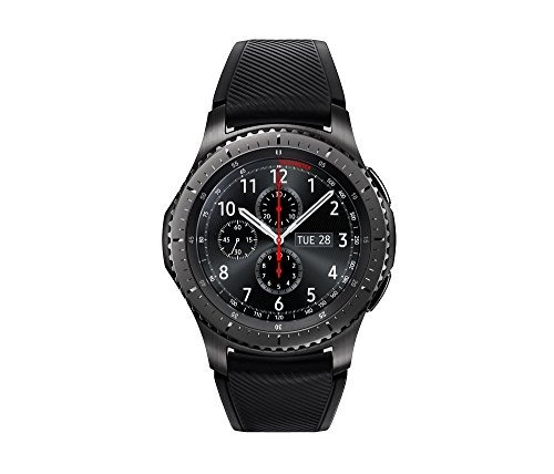 Samsung Gear S3 frontier Smartwatch 46 mm Color Gris Oscu