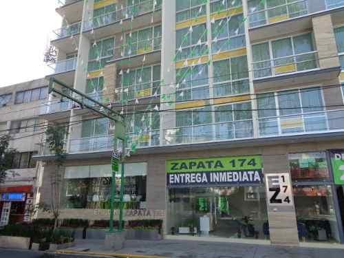 8079-rar Depto En Renta Av. Emiliano Zapata, Portales Sur, Benito Juárez
