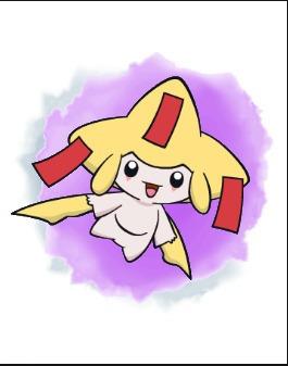 Pokémon Jirachi-happy Hour Shiny Evento - Sm/oras/xy