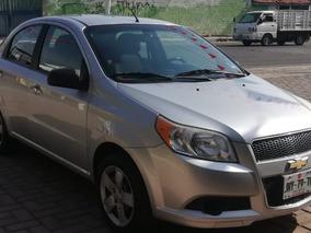 Chevrolet Aveo 1.6 A 5vel Mt, Dos Dueños, Factura Original