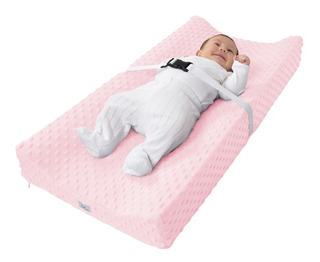Cambiador Pañales Babies & Kiddies Forro Impermeable Lavable