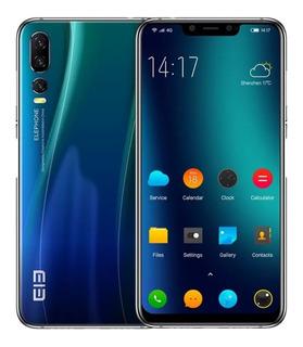 Celular Smartphone Elephone A5 - Pronta Entrega 6gb + 128gb