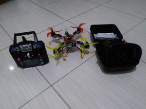 Drone Montado Completo Quad Racer Ghost 250 C/ Rádio Flysky