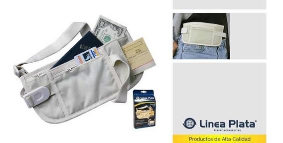 Sc Cinturón Antirrobo Portavalores 3 En 1 Dinero, Documentos