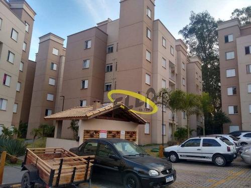 Imagem 1 de 29 de Apartamento Com 1 Dormitório À Venda, 38 M² Por R$ 140.000,00 - Jardim Ísis - Cotia/sp - Ap2224