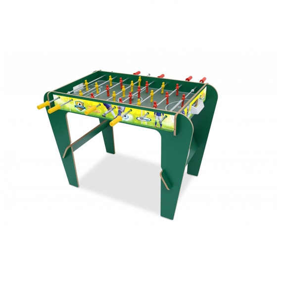 Mesa Infantil Pebolim Super Copa Xalingo Brinquedos Awt